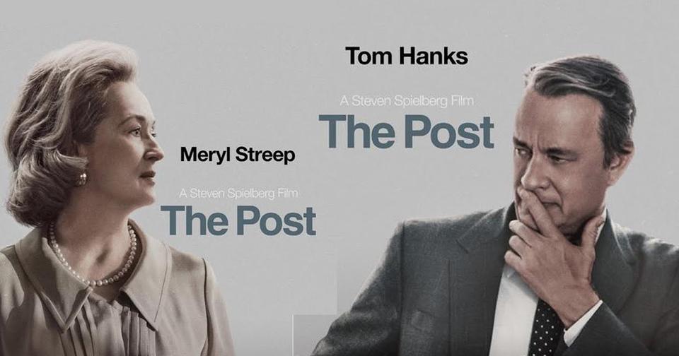 Critique de The Post (2018)
