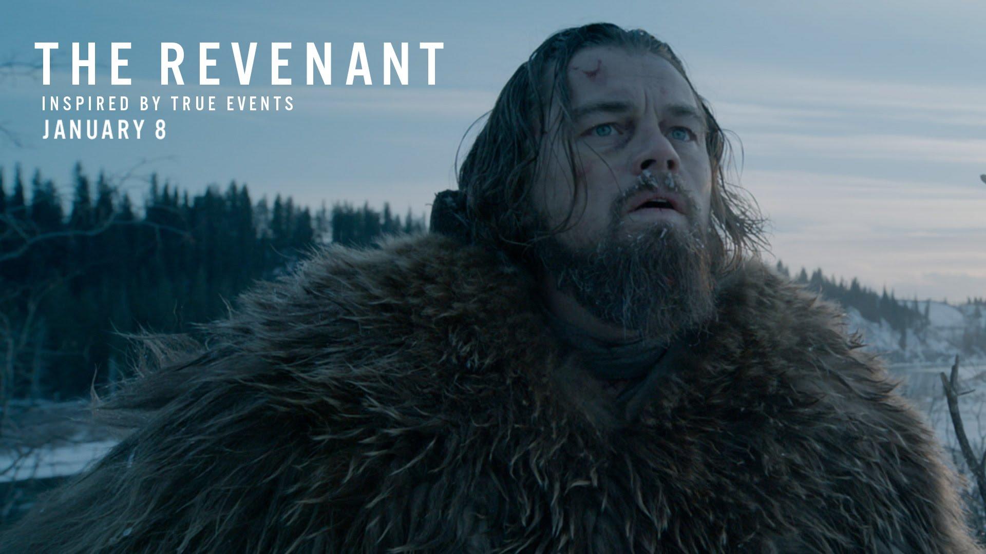 Critique de « The Revenant » (2016) – La Quête du Saint- Oscar pour DiCaprio !