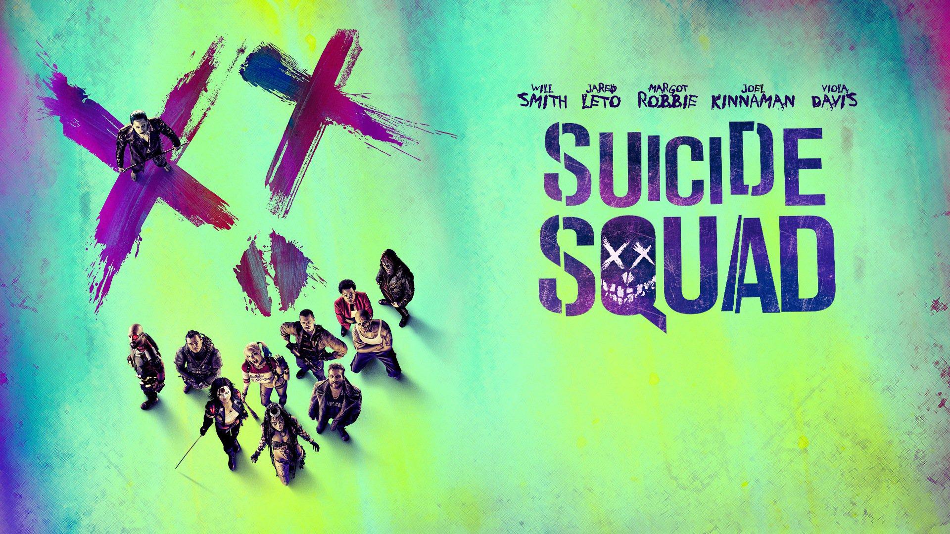 Critique de « Suicide Squad » (2016) - Suicide Production