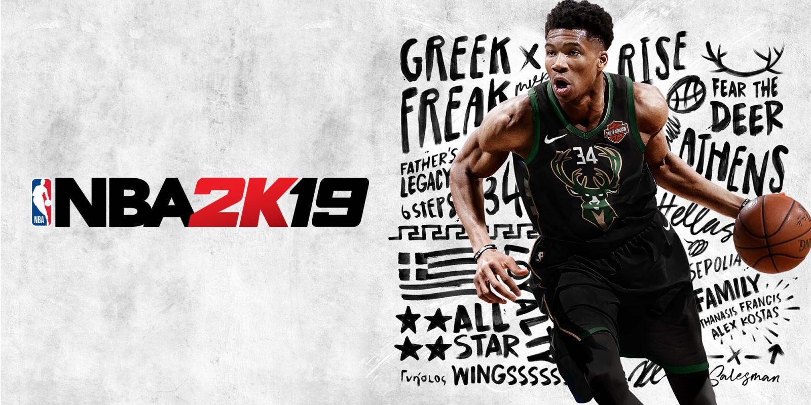 Test Jeu PS4 : NBA 2K19 (2018) – WHERE AMAZING HAPPENS!