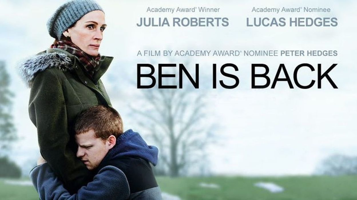 Critique de « Ben is Back » (2019) – Une résilience familiale – ScreenTune