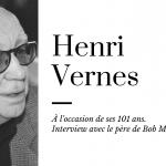 Entretien avec Henri Vernes : Le père de Bob Morane.