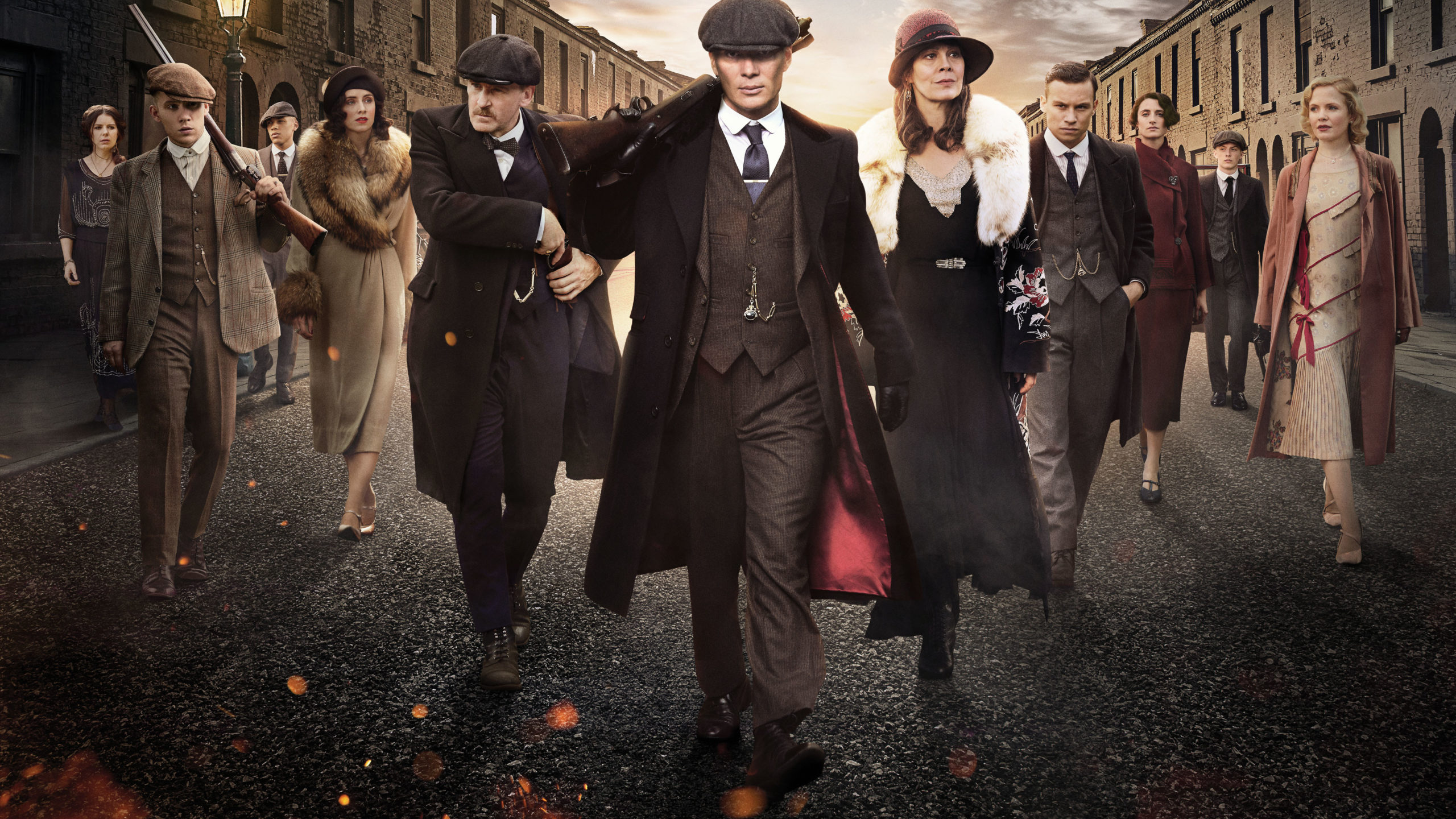 Critique  « Peaky Blinders » (2013 – ) : Gangsta's Paradise