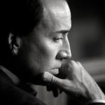Portrait Nicolas Cage: The Crazy Man.