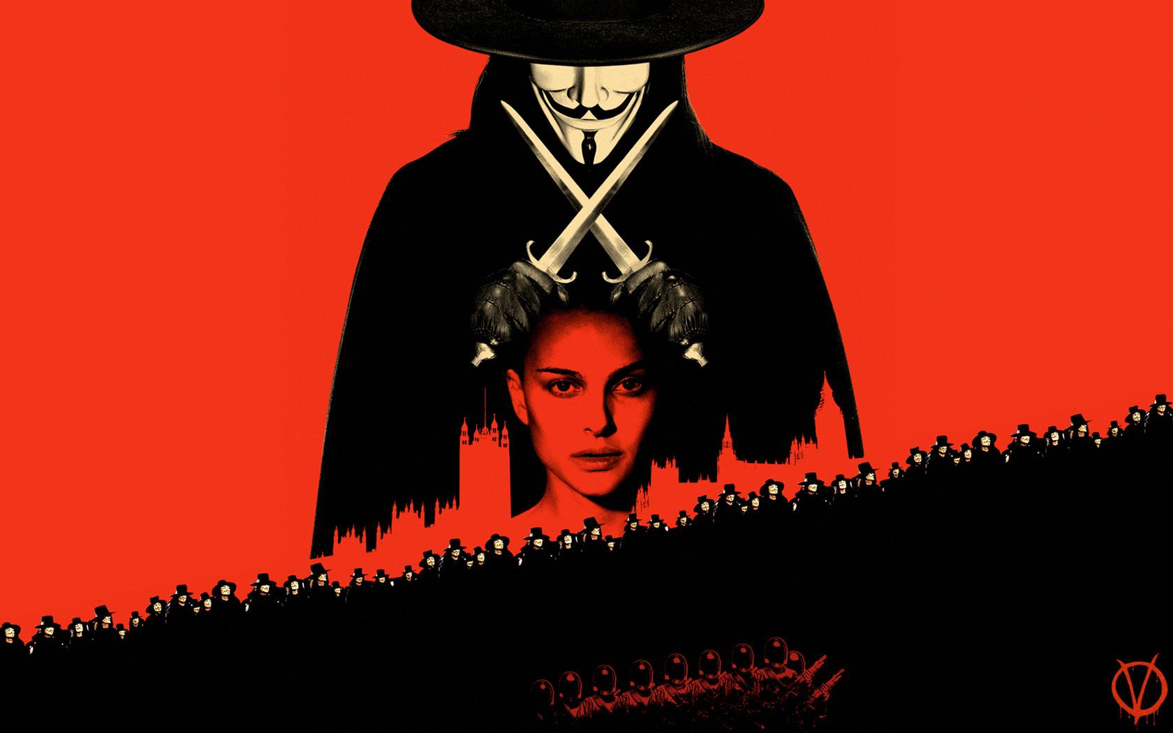 Critique « V pour Vendetta » (2006) : V pour Vibrant!