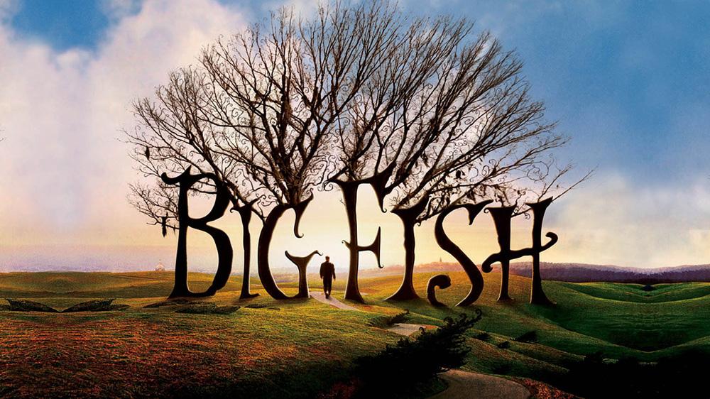 Critique « Big Fish » (2003) : Le récit d'un mythomane romantique.