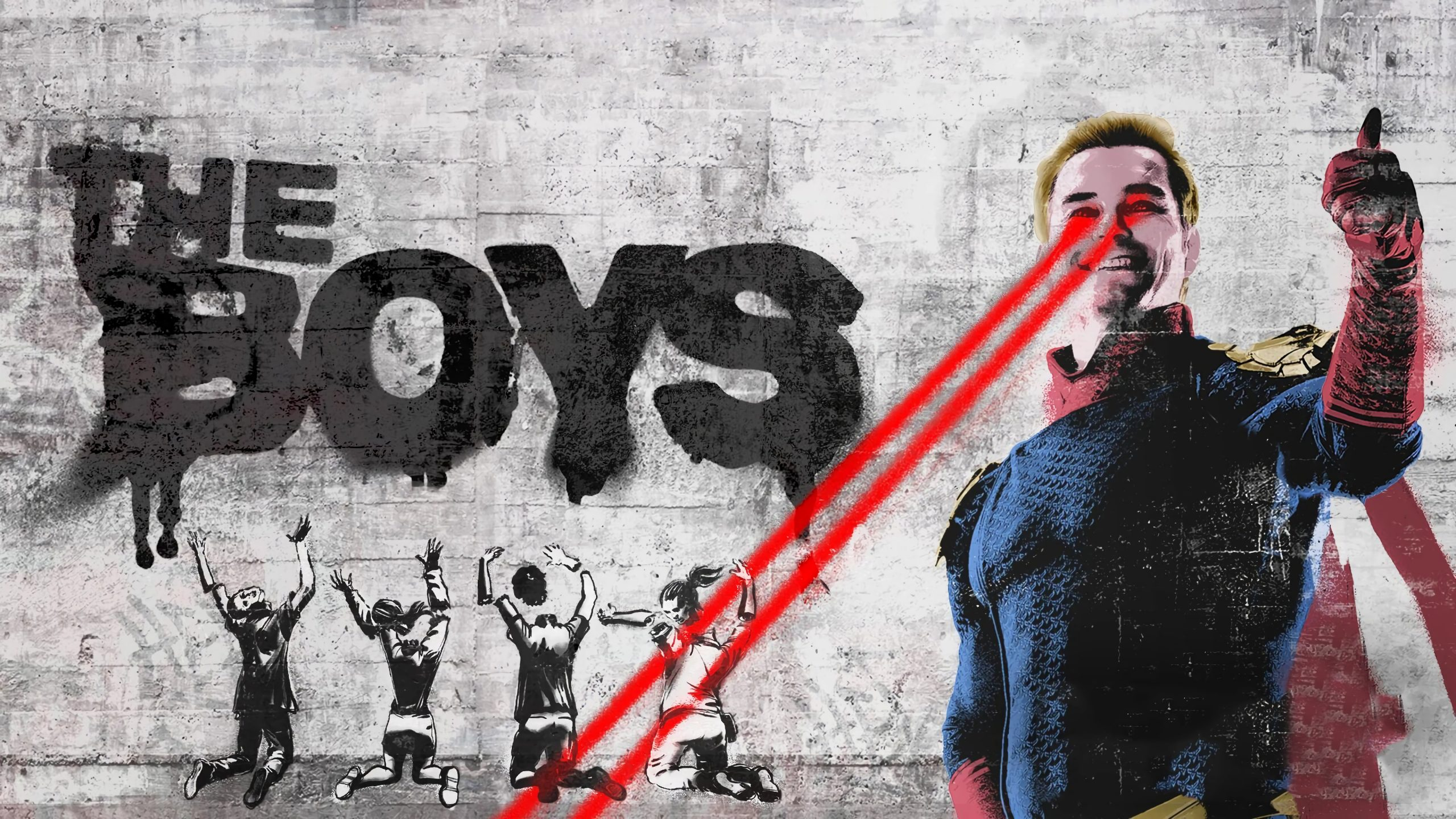 Critique  « The Boys » (2019 – ) : L'antidote à Marvel.