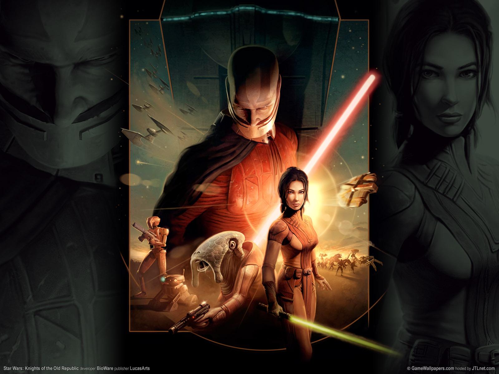 Critique « Star Wars : Knights of the Old Republic » (2003)  : Retour sur un jeu culte !