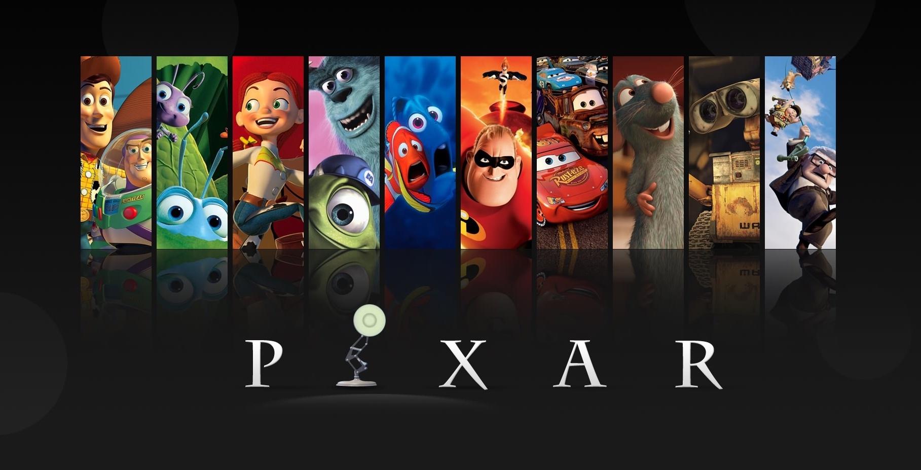 Le Top 10 des films d'animation Pixar  : Les génies de la lampe.