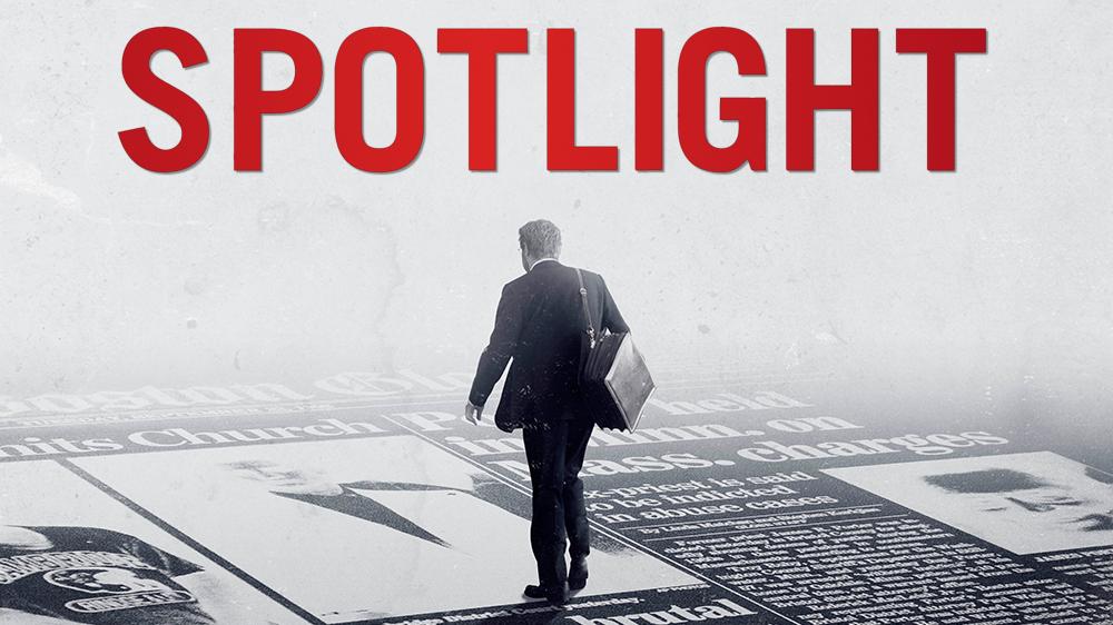Critique de «Spotlight» (2015): Ça cloche dans l'Église.