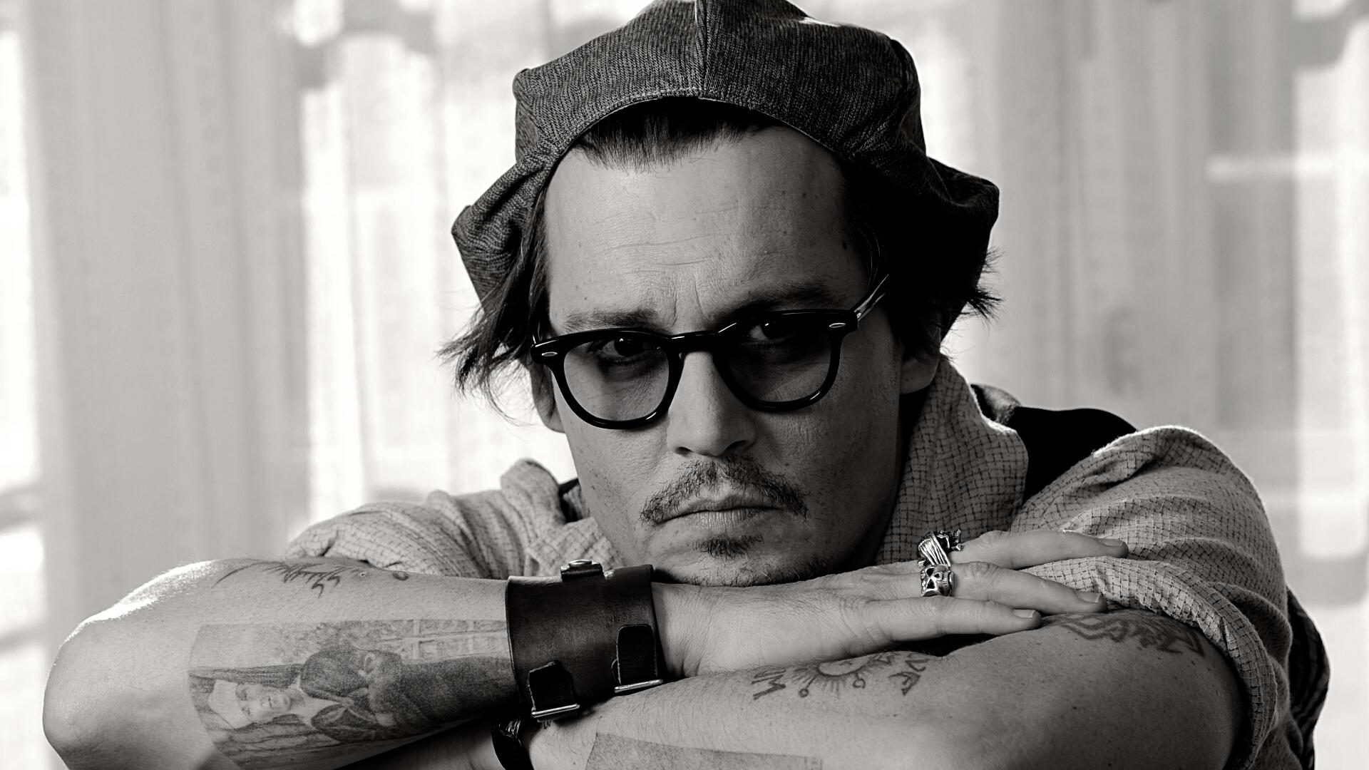 Portrait Johnny Depp : Pirate du Septième Art.