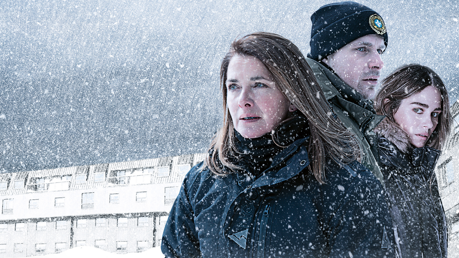 Critique « The Wall – La Faille » (2019) :  Un thriller frileux.