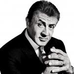 Portrait Sylvester Stallone: L'incarnation du battant.