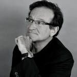 Portrait Robin Williams : Le clown mélancolique.