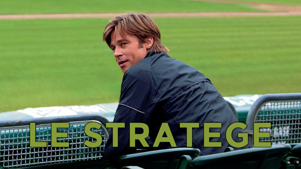Critique « Le Stratège » (2011) : Un Home Run bouleversant !