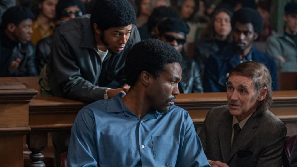 Critique «Les Sept de Chicago» (2020): Des Hommes d'honneur. - ScreenTune