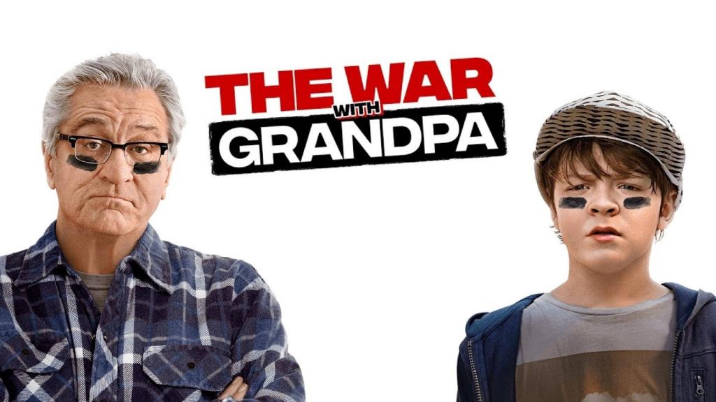 Critique «Mon grand-père et moi» (2020)