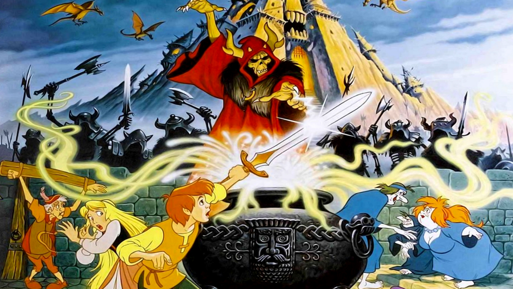 Critique «Taram et le chaudron magique» (1985): Le désastre de Disney?