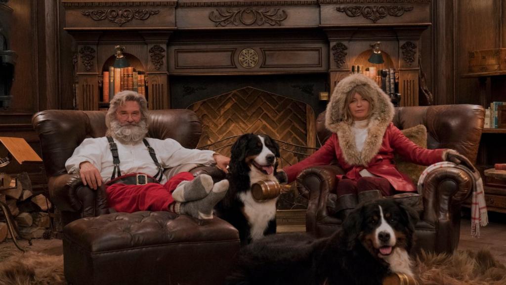Critique «Les Chroniques de Noël 2 » (2020): Monsieur et Madame Noël sauvent la fête! - ScreenTune