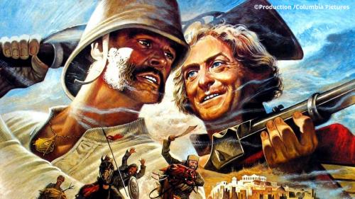 Critique «L'Homme qui voulut être roi» (1975) : Par la sainte culotte de dieu ! - ScreenTune