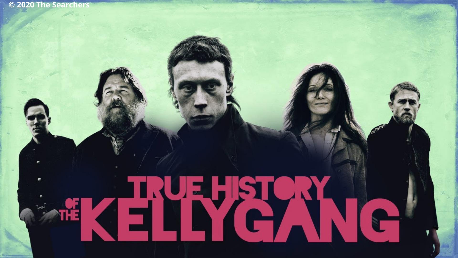 Critique «True history of the Kelly Gang » (2020) : Ascension et chute d'un légendaire bandit australien.