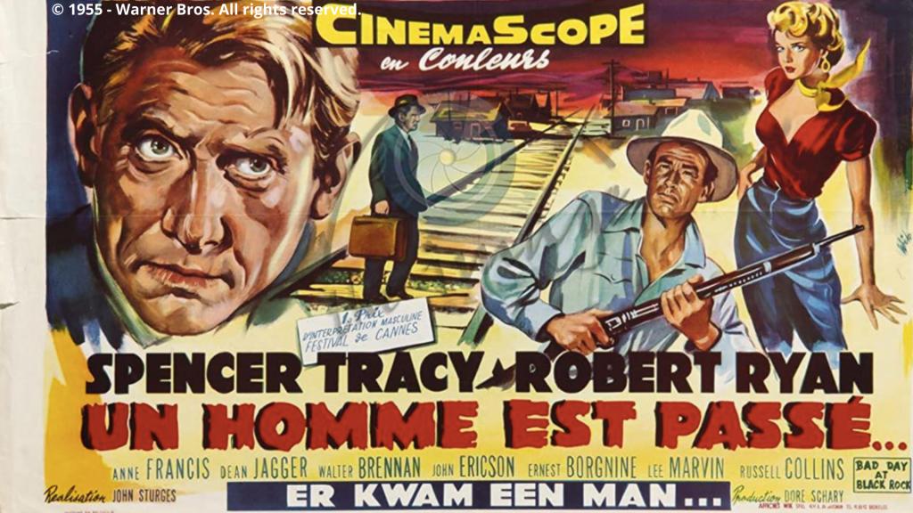 Critique «Un homme est passé» (1955): 65 ans et rien n'a changé! - ScreenTune