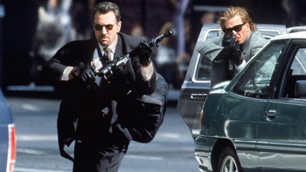 Critique «Heat» (1995): Man(n) on fire - ScreenTune