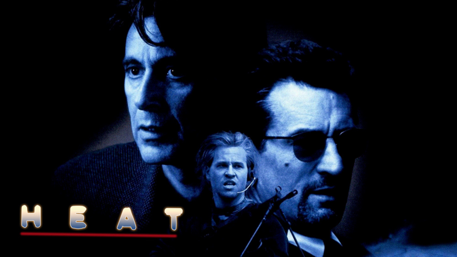 Critique « Heat » (1995) : Man(n) on fire