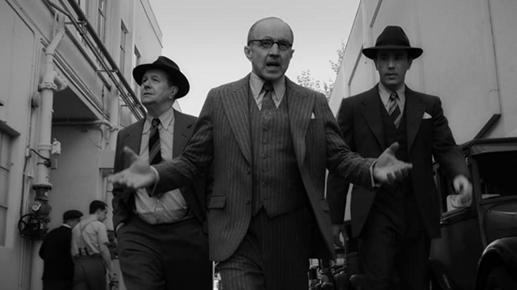Critique «Mank» (2020: Il ne Mank rien! - ScreenTune