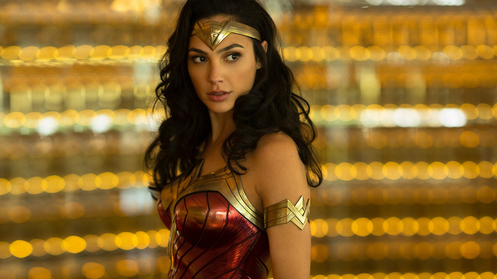 Critique « Wonder Woman 1984 » (2020) : Un pari risqué !