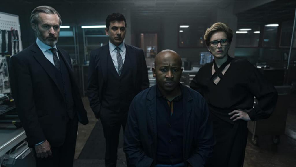 Critique «Alex Ryder » (2020): La seconde vie de Baby Bond! - ScreenTune