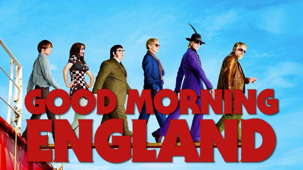Critique «Good Morning England» (2009): Rock'n'roll en haute mer ! - ScreenTune