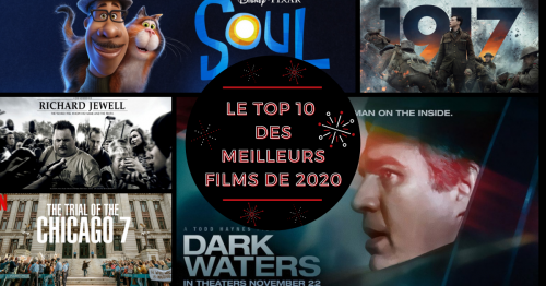 Le Top 10 des films de l'année 2020 : Ciné-masque ! - ScreenTune