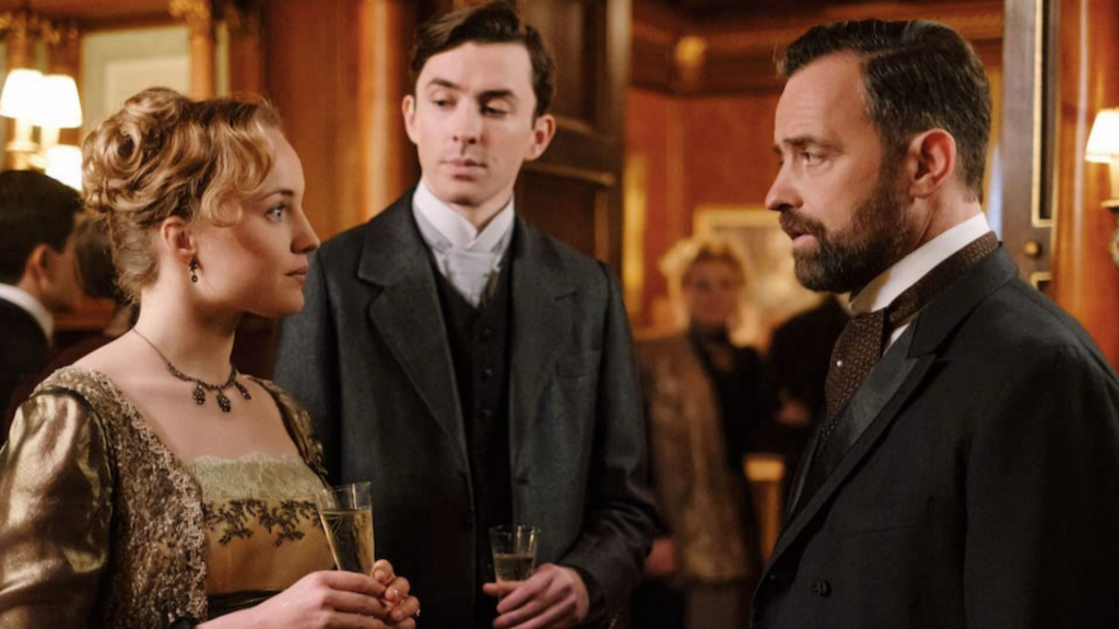 Critique «Vienna Blood » (2019): Un détective Freudien? - ScreenTune