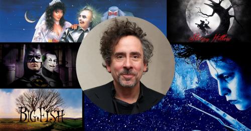 Les meilleurs films de Tim Burton : Créature fascinante - ScreenTune