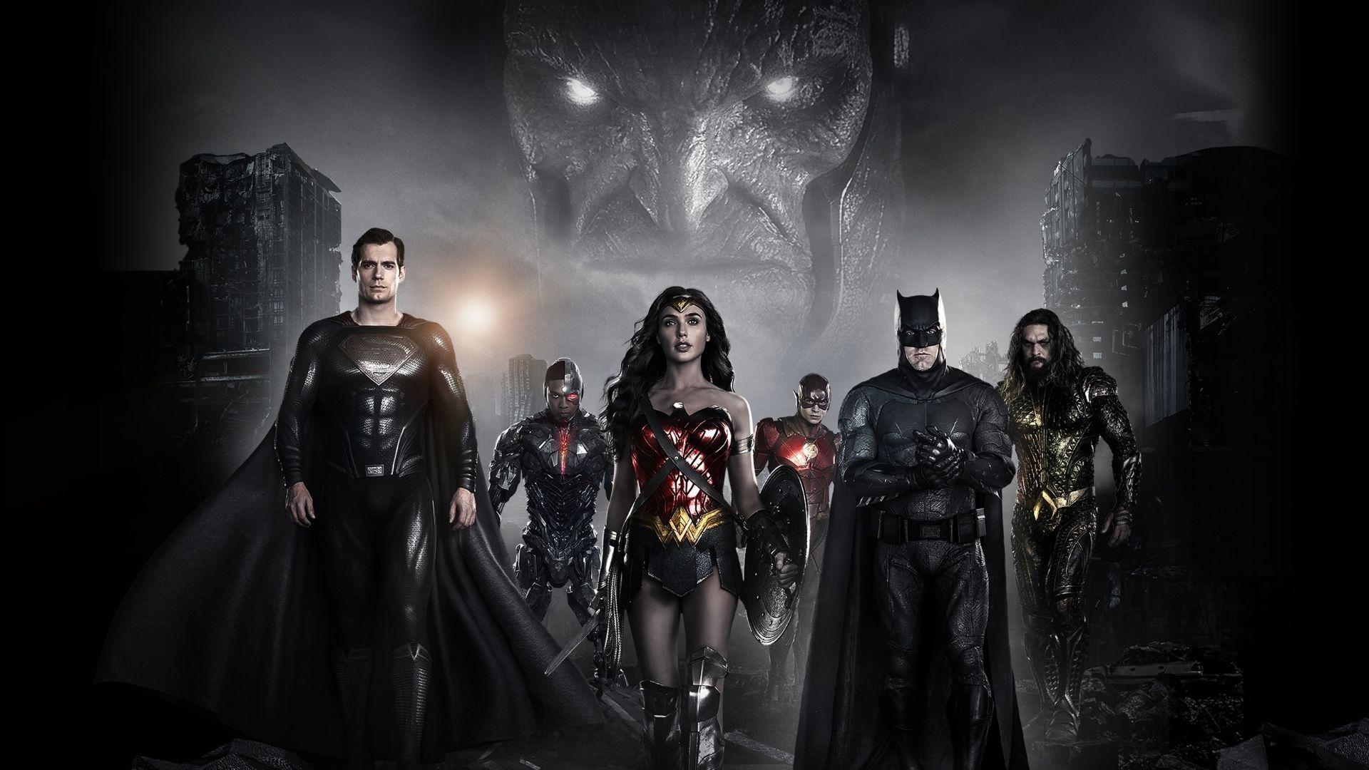 Critique «Snyder's Cut Justice League» (2021) : Justice pour tous !
