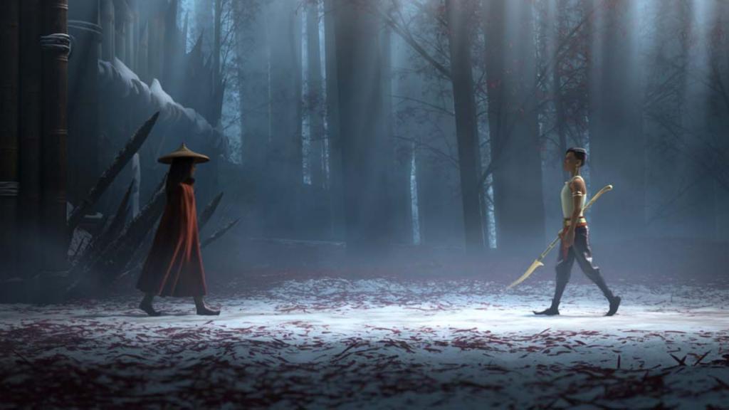 Critique «Raya et le dernier dragon» (2021): Disney retrouve le feu sacré. - ScreenTune