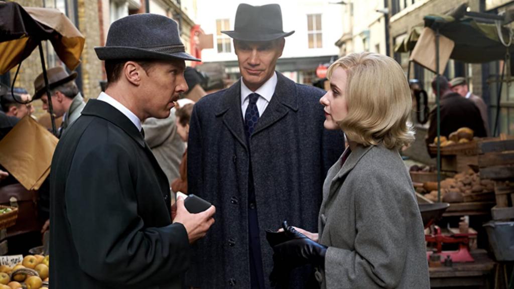 Critique «Un espion ordinaire» (2021): L'enjeu : le sort du monde. - ScreenTune