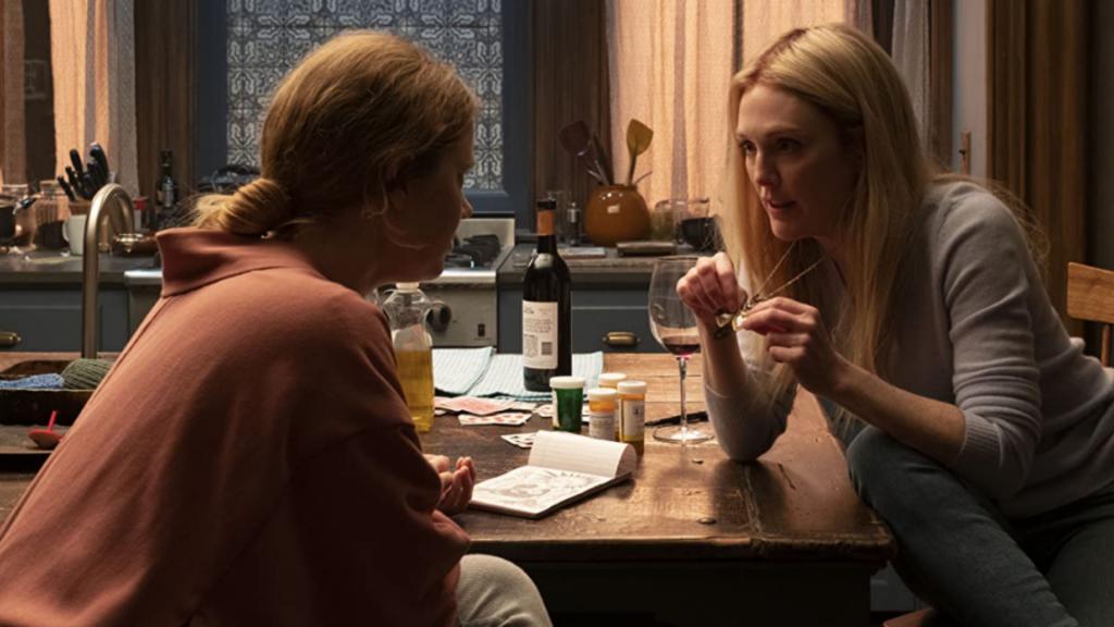 Critique «La femme à la fenêtre» (2021): Une fenêtre sans cour ni Hitchcock! - ScreenTune
