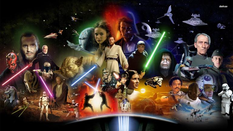 Le Top de la saga «Star Wars»: Il y a bien longtemps dans une galaxie lointaine…