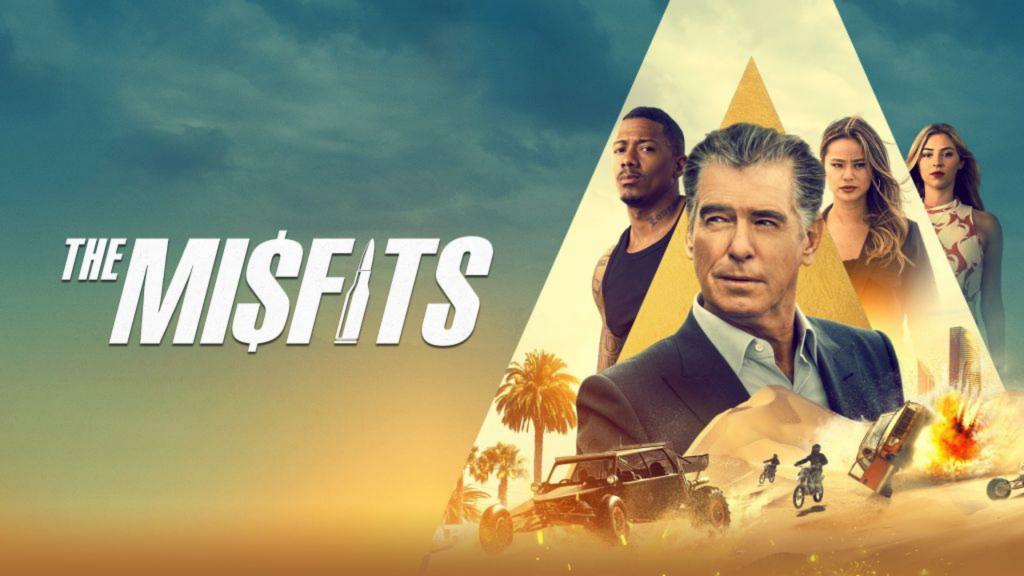 Critique «The MISFITS» (2021): Alerte ! L'or se barre ! - ScreenTune