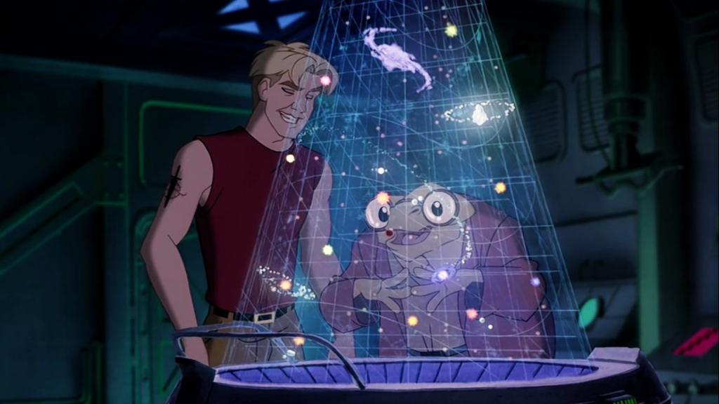 Critique «Titan A.E.» (2000): Allô la Terre! - ScreenTune
