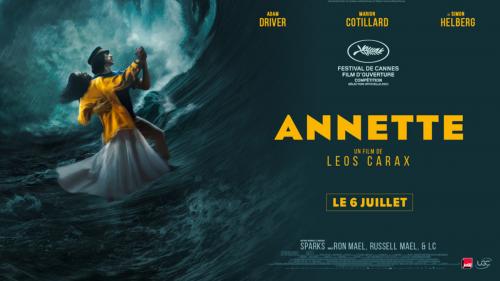 Critique «Annette» (2021): Carax: L'opéra rock poétique! - ScreenTune