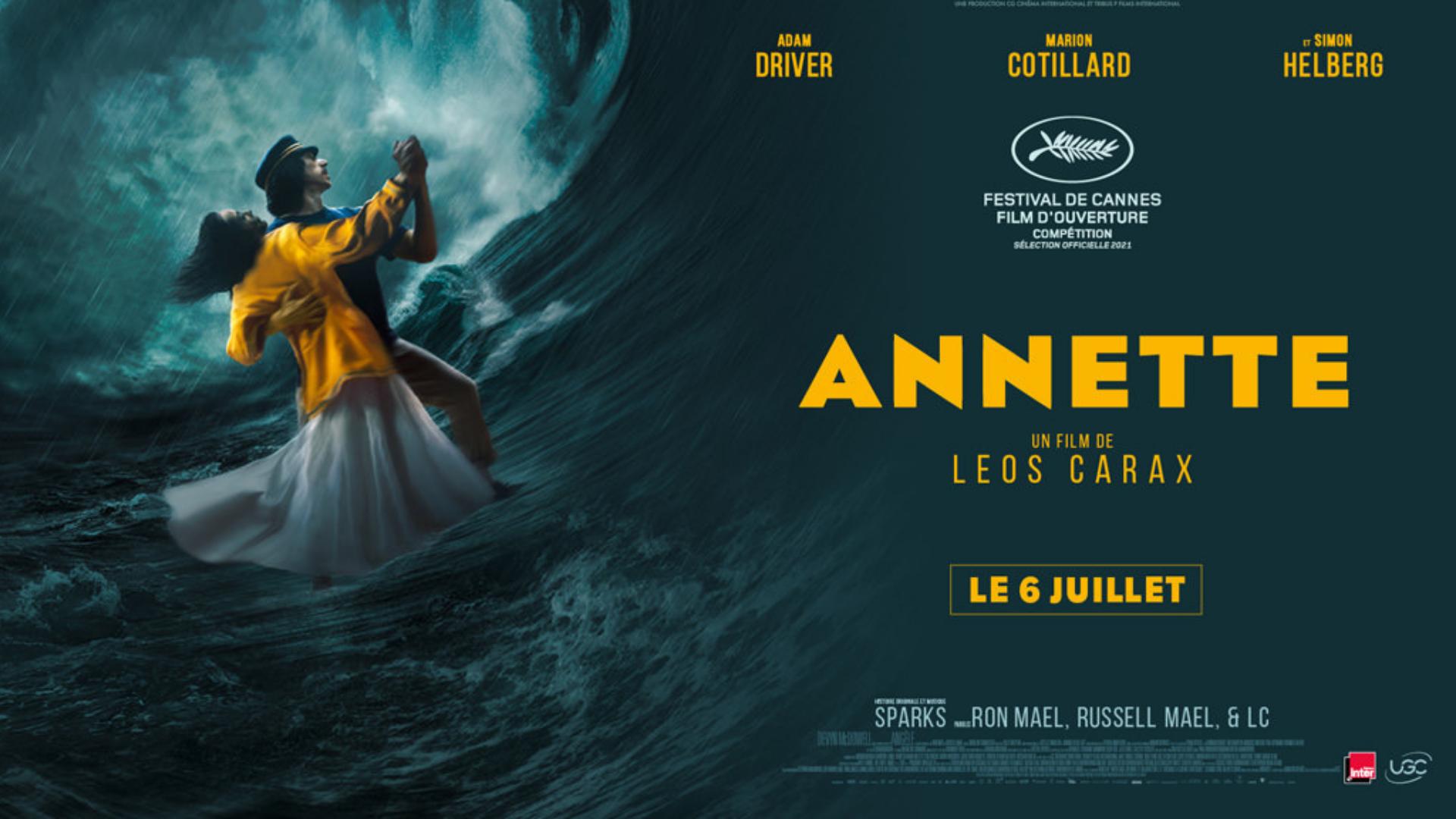 Critique «Annette» (2021): Carax: L'opéra rock poétique! – ScreenTune