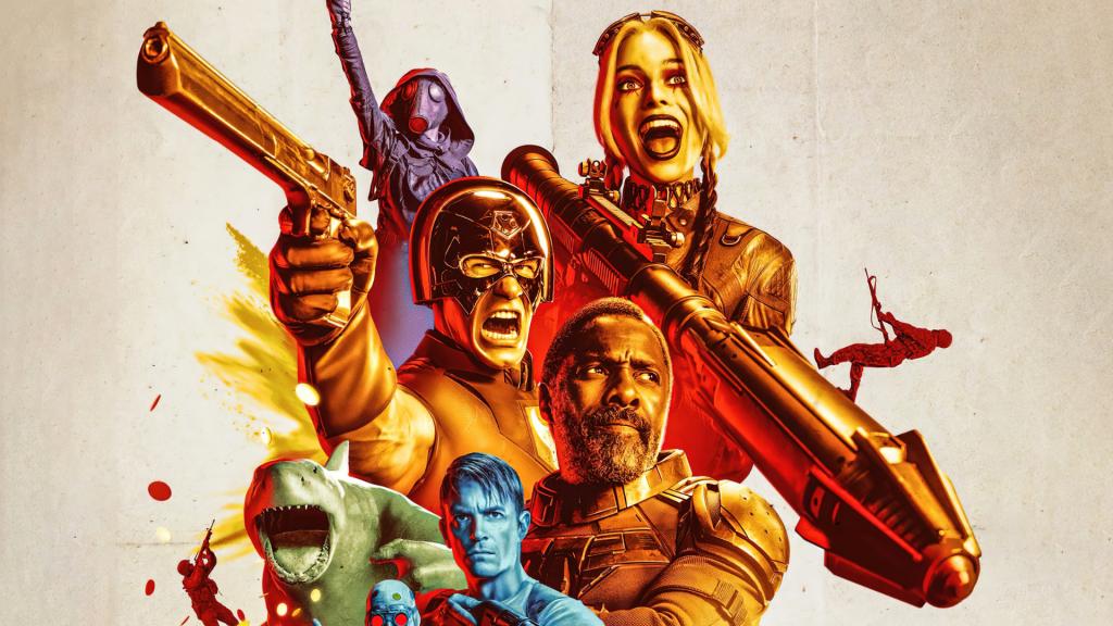 Critique «The Suicide Squad»(2021): James dégaine les Gun(n)! - ScreenTune