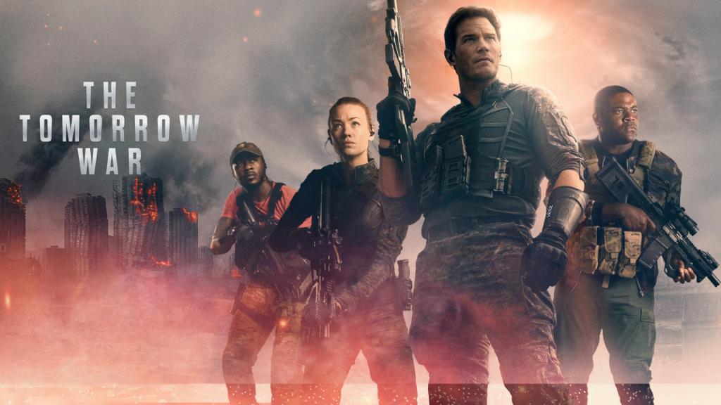 Critique «The Tomorrow War» (2021): Demain ne nous appartient plus ! - ScreenTune