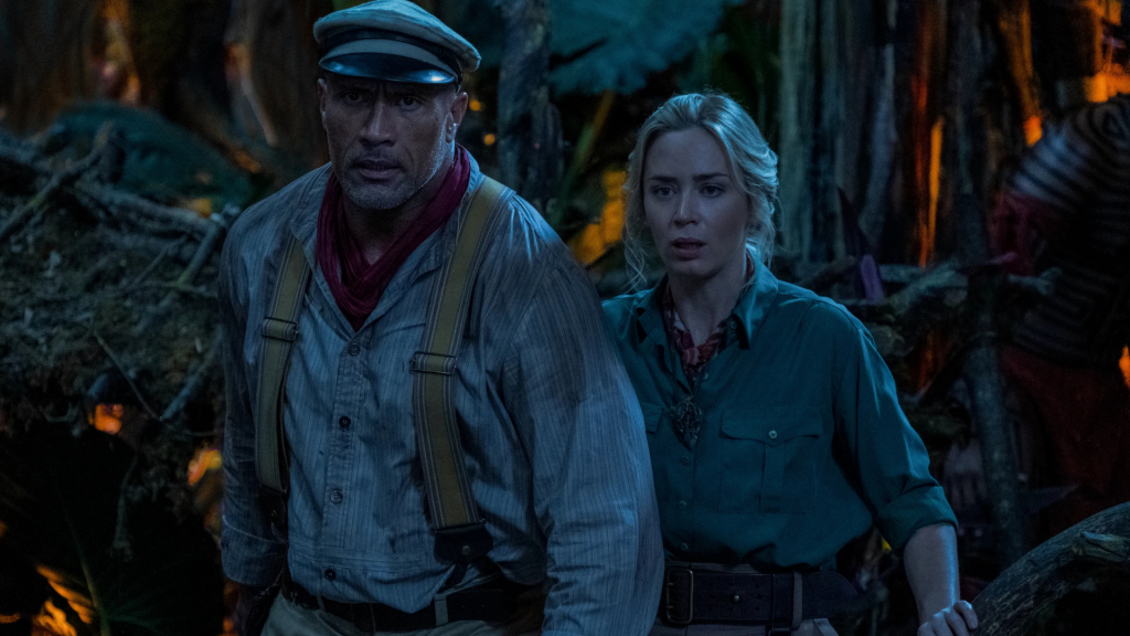Critique «Jungle Cruise» (2021) : La croisière s'amuse 2.0 - ScreenTune