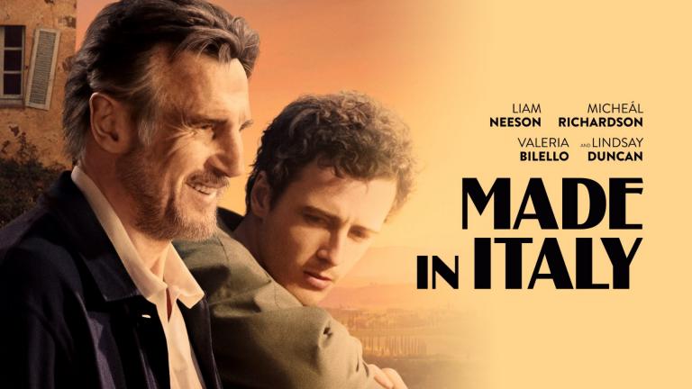 Critique «Made in Italy» (2020): Ceci n'est pas une romance sous le soleil de Toscane. - ScreenTune