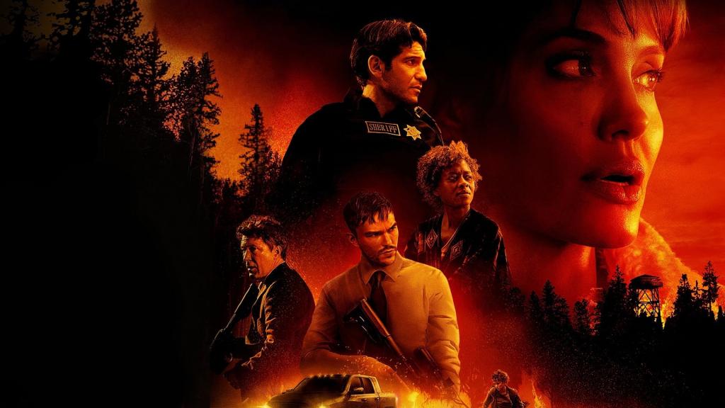 Critique «Those who wish me dead» (2021) : Tout feu mais pas tout flamme ! - ScreenTune