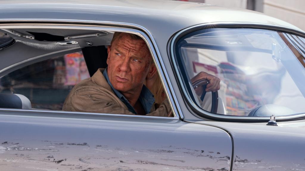 Critique «Mourir peut attendre» (2021): La dernière valse de Daniel Craig -ScreenTune